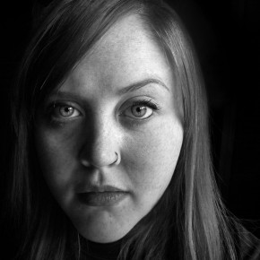 Honorable Mention | Melissa Klotz | VISC 102 Fundamentals of Imaging	 | Self Portrait