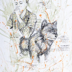 Honorable Mention | Nichelle Cook | Spirit of the Wolf