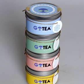 Honorable Mention | Stephanie Akers | Tea Packaging