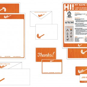 Honorable Mention | Craig Johnston | Brand Identity