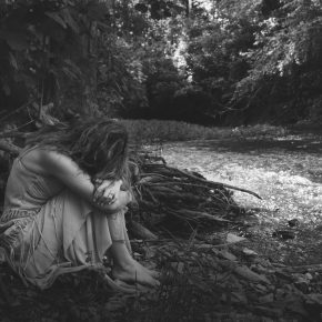 "Best of Jury | Gabrielle	Cullins | PHOT 218 Fine Art Photography | ""The Lonely Child"" Photo"