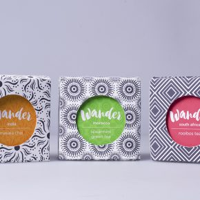 Best of Jury | Olivia Allison | VISC 217 Graphic Design II | Tea Packaging