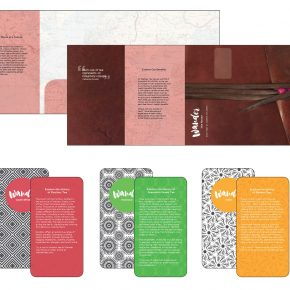 Best of Jury | Olivia Allison | VISC 217 Graphic Design II | Tea Brochure