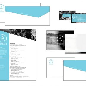 Honorable Mention | Olivia Allison | VISC 207 Portfolio | Brand Identity