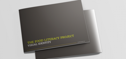 Food Literacy Style Guide by Louis Herlihy