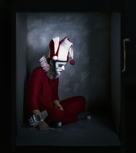 Best of Jury | Charity Carkuff | PHOT 218 Fine Art Photography | Jester's Nightmare